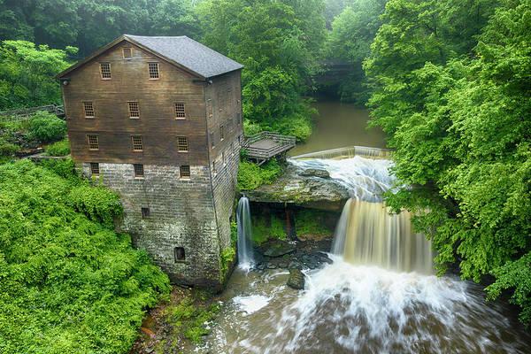Wall Art - Photograph - Lanterman's Mill - #1 by Stephen Stookey