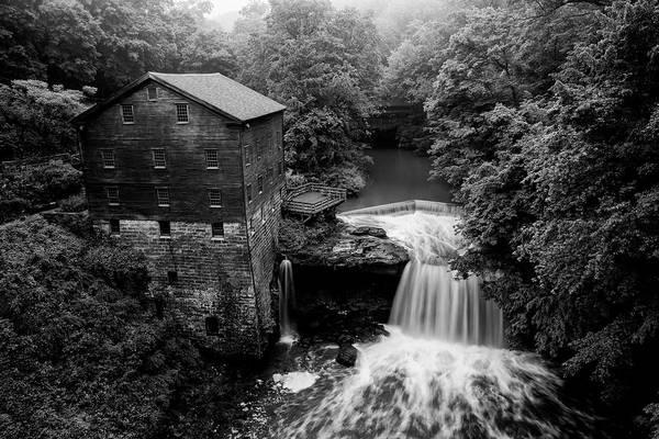 Wall Art - Photograph - Lanterman's Mill - #2 by Stephen Stookey