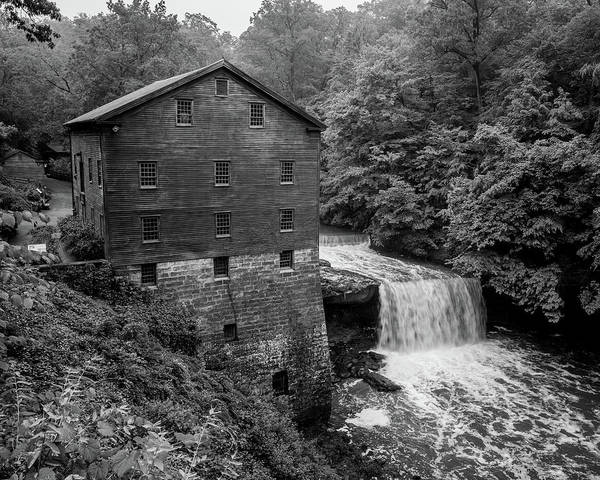 Wall Art - Photograph - Lanterman's Mill Youngstown - #1 by Stephen Stookey