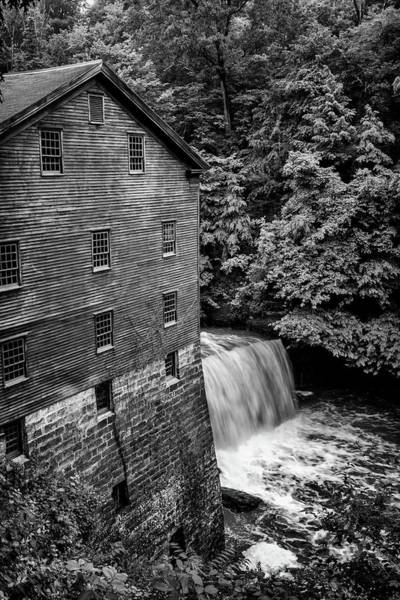 Wall Art - Photograph - Lanterman's Mill Youngstown Ohio - #1 by Stephen Stookey
