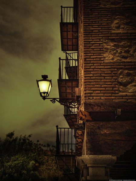 Photograph - Lantern by Juan Contreras