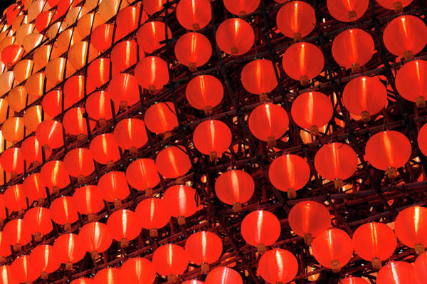 Chinese New Year Photograph - Lantern by Wallacefsk