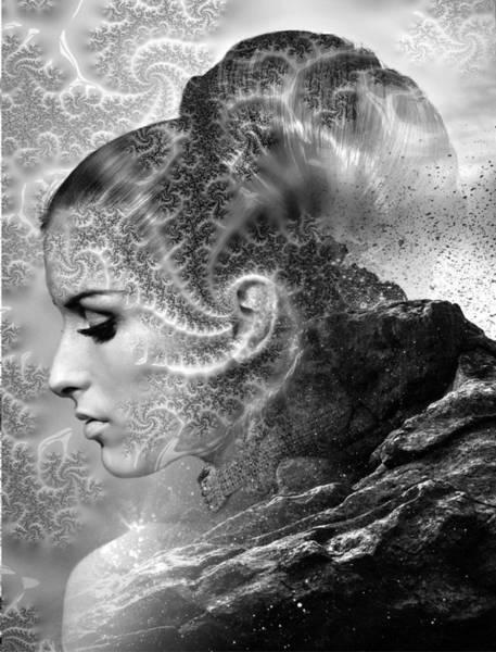 Lanzarote Digital Art - Lanzarote by Judit Horvath