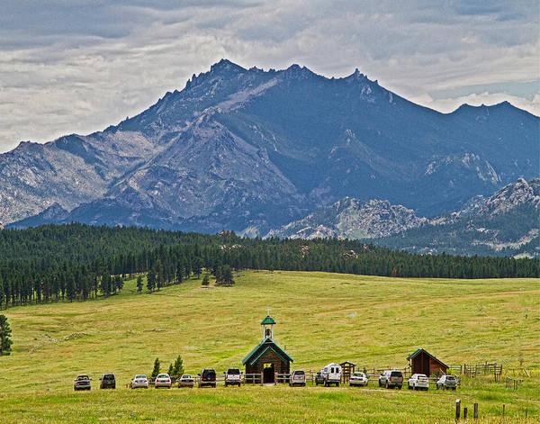 Laramie Photograph - Laramie Peak by © Richard Finley
