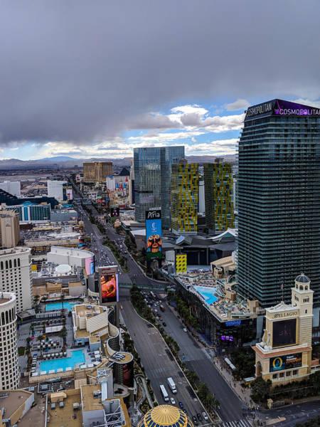 Wall Art - Photograph - Las Vegas by Debra Forand