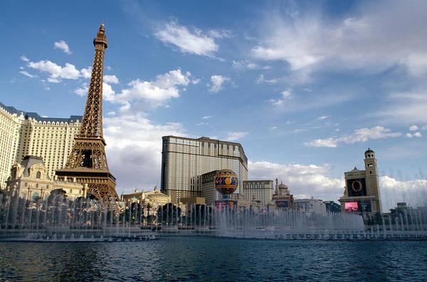 Las Vegas Photograph - Las Vegas, Nevada, Usa by Christian Thomas