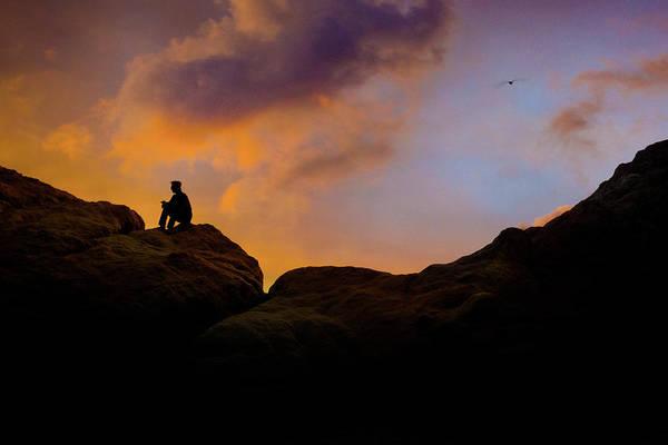 Photograph - Last Light by John Rodrigues