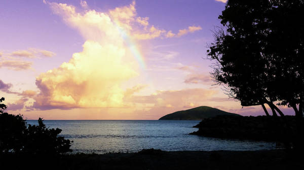 Photograph - Last Rainbow Of The Day by Climate Change VI - Sales