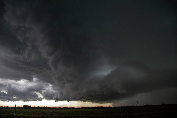 Photograph - Last Storm Chase Of 2018 018 by NebraskaSC
