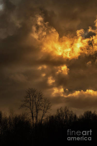 Wall Art - Photograph - Last Sunset Of The Year by Thomas R Fletcher