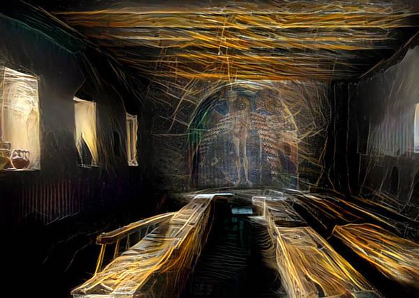 Macedonia Digital Art - Last Supper by Gordan Zelnicki