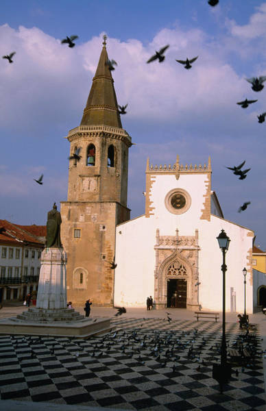 Animal Place Photograph - Late 15th Century Igreja De Sao Joao by Anders Blomqvist
