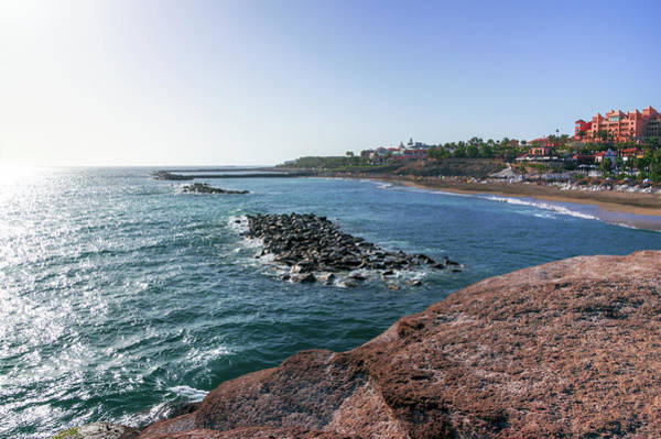 Photograph - Late Afternoon At El Duque Beach by Sun Travels