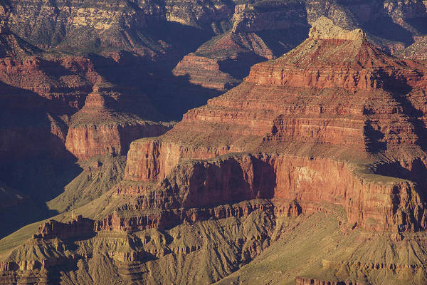 Photograph - Late Afternoon View Into The Colorado River Gorge  by Steve Estvanik