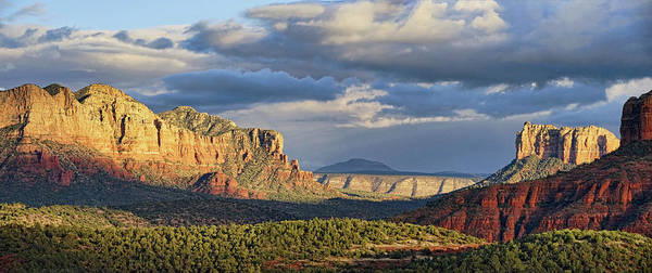 Photograph - Late Light Near Sedona by Theo O'Connor
