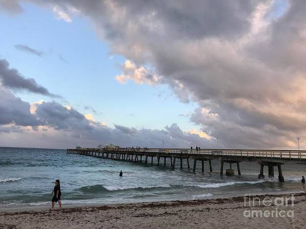 Wall Art - Photograph - Lauderdale By The Sea by Laura Lee Zanghetti