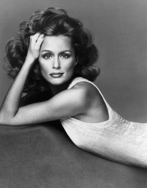 Supermodel Photograph - Lauren Hutton by Archive Photos