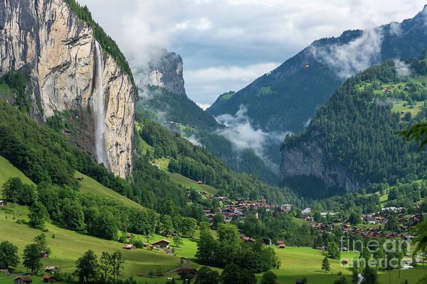 Wall Art - Photograph - Lauterbrunnen, Switzerland by Apurva Madia