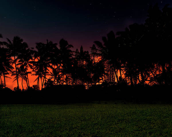 Photograph - Lava Glow by William Dickman
