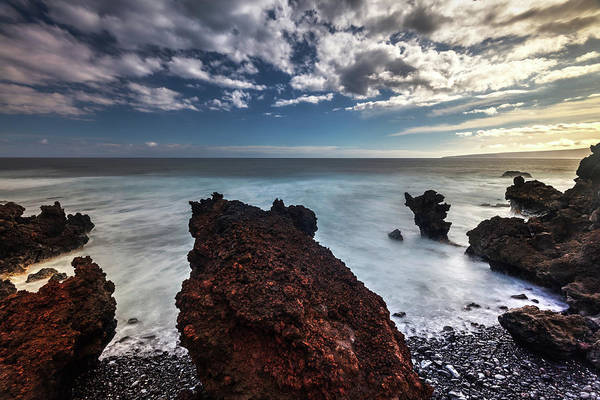Photograph - Lava Rock Beach  by Pierre Leclerc Photography