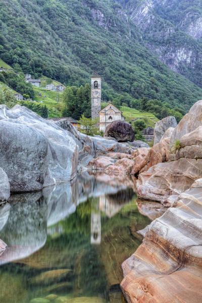 Wall Art - Photograph - Lavertezzo - Switzerland by Joana Kruse