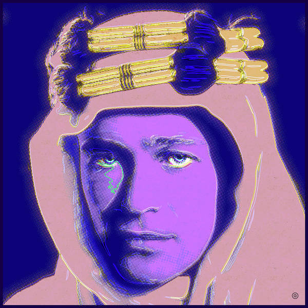 Digital Art - Lawrence Of Arabia by Gary Grayson