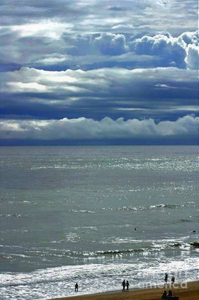 Photograph - Layers Of Clouds by Patti Whitten