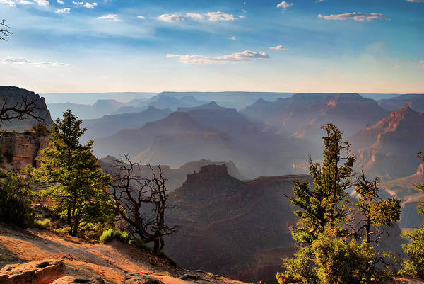 Photograph - Layers Of Grand Canyon by Gregory Ballos