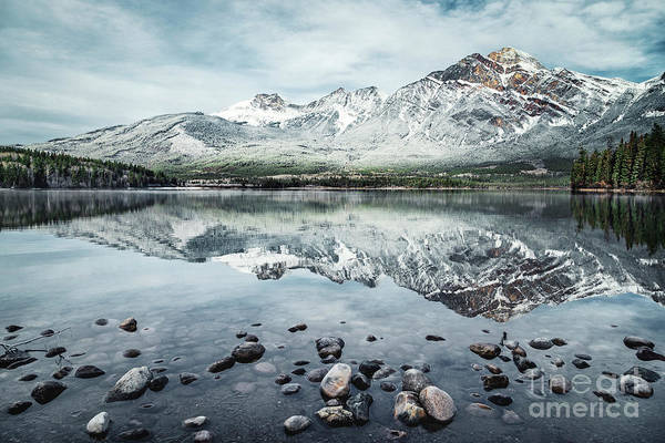 Wall Art - Photograph - Layers Of Tranquility by Evelina Kremsdorf
