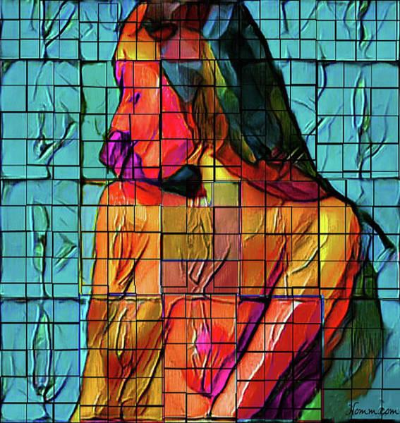 Digital Art - Modesta by Rein Nomm