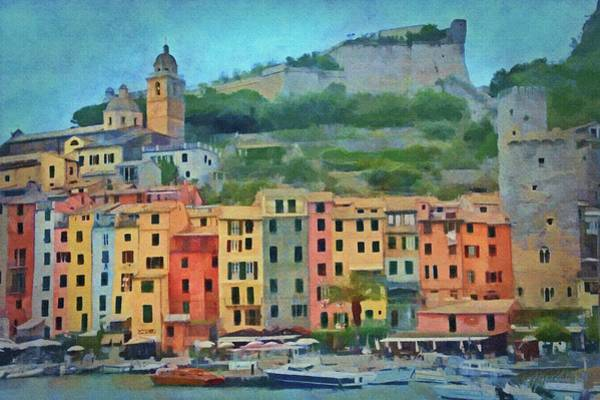 Wall Art - Painting - Le Grazie by Jeffrey Kolker