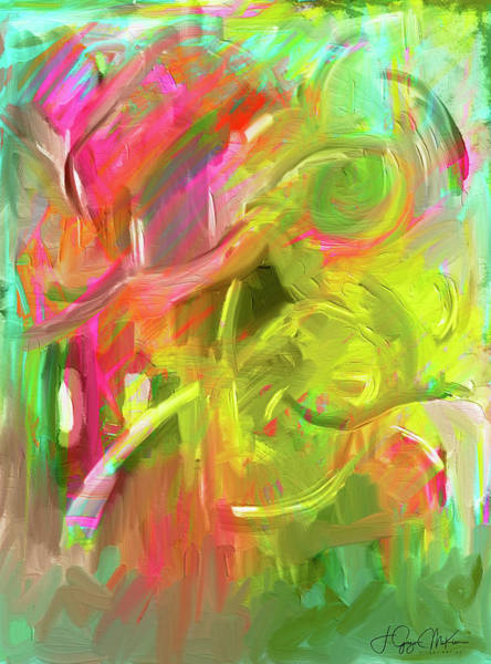 Digital Art - Leave Your Cares Behind by Jo-Anne Gazo-McKim