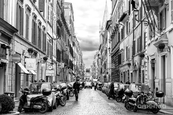 Photograph - Leaving Popolo In Rome by John Rizzuto