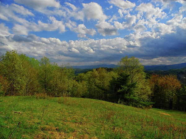 Photograph - Leaving The Green Mountains by Raymond Salani III