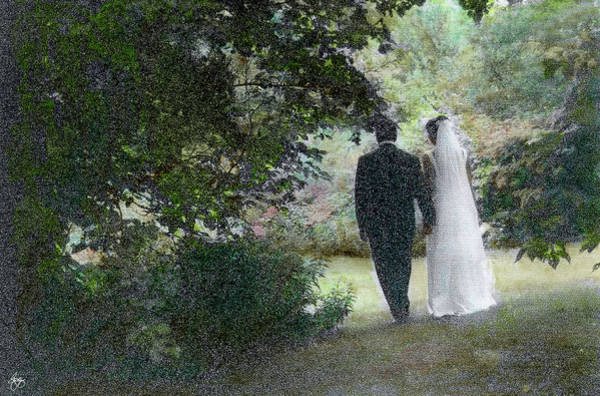 Photograph - Leaving The Wedding by Wayne King