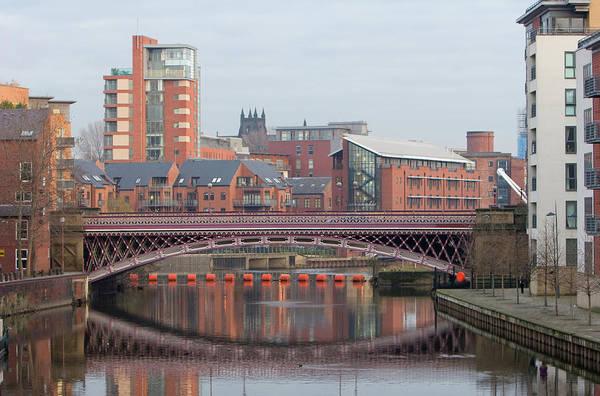 Wall Art - Photograph - Leeds Bridge by Ryan Mcginnis