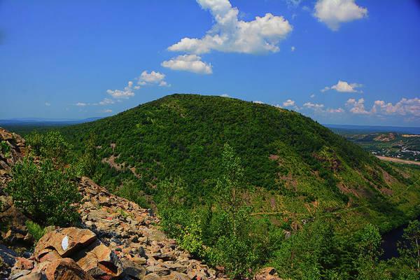 Photograph - Lehigh Gap Pa Rocks by Raymond Salani III