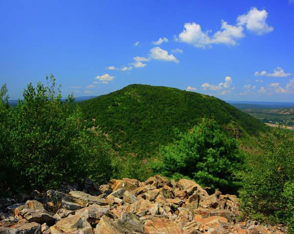 Photograph - Lehigh Gap Vertical Panorama by Raymond Salani III