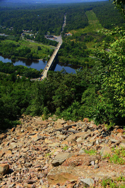 Photograph - Lehigh River From Lehigh Gap by Raymond Salani III