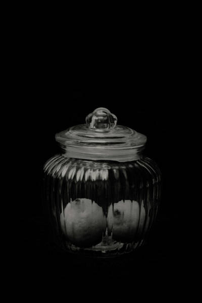 Photograph - Lemons In Glass Bowl by Doc Braham