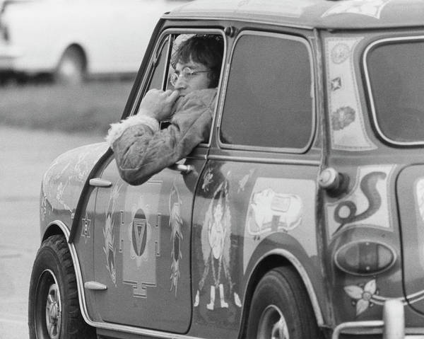 Photograph - Lennon In Mini by Keystone Features