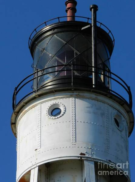 Wall Art - Photograph - Lens Of Canal Lighthouse by Snapshot Studio