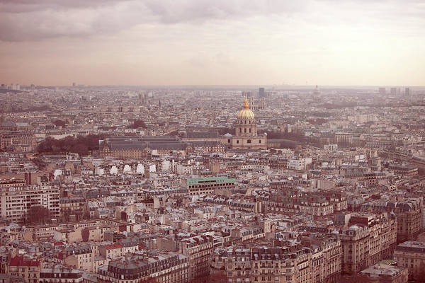 Pasquale Photograph - Les Invalides by Nico De Pasquale Photography
