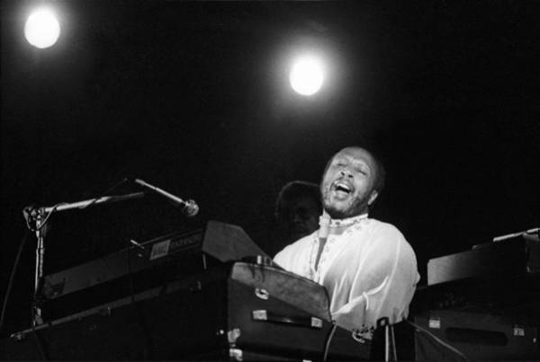 Jazz Music Photograph - Les Mccann In Concert by Tom Copi