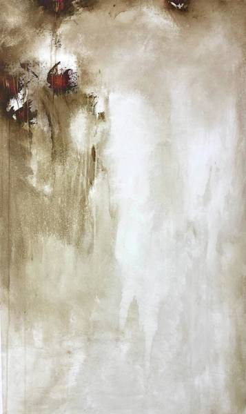 Painting - Less Than Two by Laurie Maves ART