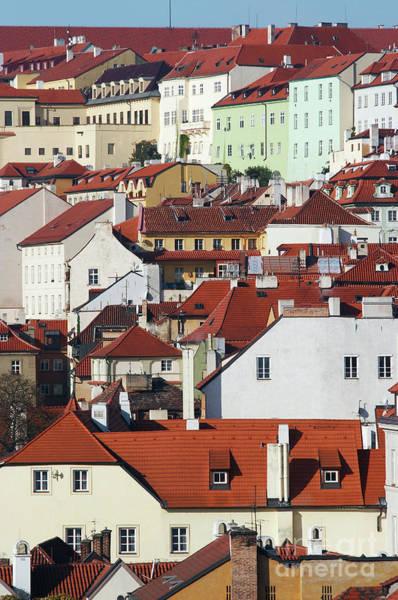 Wall Art - Photograph - Lesser Town - Historical Center Of Prague by Michal Boubin