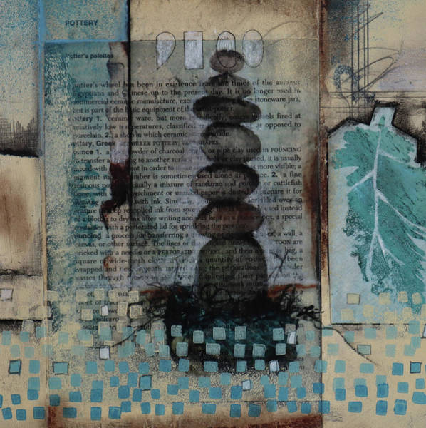 Wall Art - Mixed Media - Let Art Be Your Path  by Laura Lein-Svencner