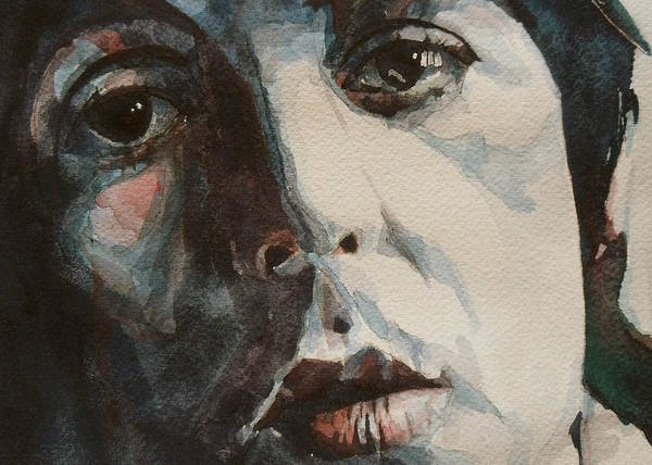 Paul Mccartney Painting - Let Me Roll It - Paul Mccartney - Resize Crop by Paul Lovering