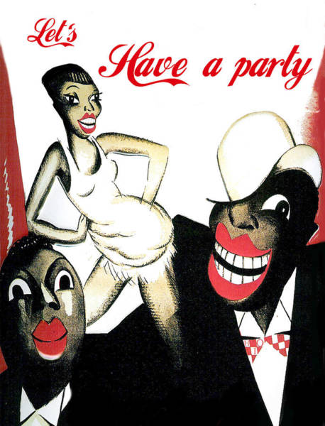 Wall Art - Digital Art - Lets Have A Party by Long Shot