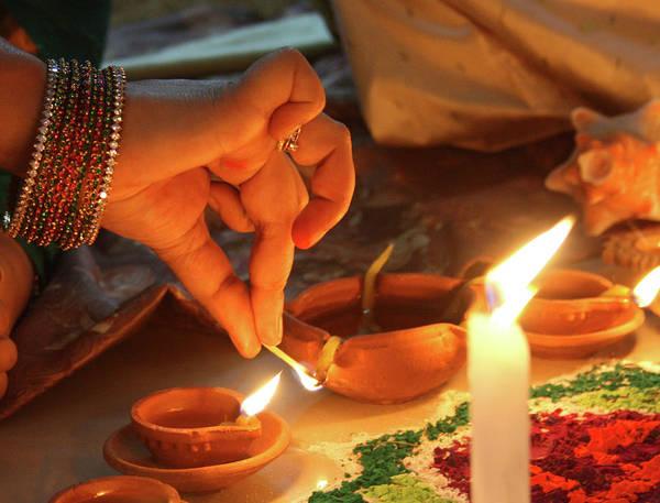 Bangalore Photograph - Lets Light The Wold by Saurabh Raj Sharan Photography